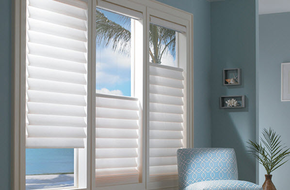 Blinds for large windows superior view shutters shade for Blinds for tall windows